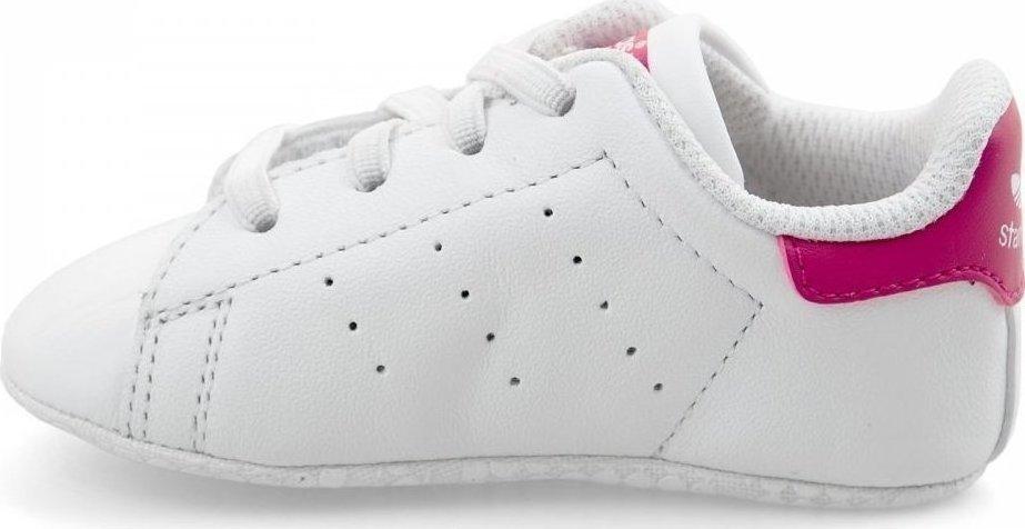 outlet store efa69 b93e2 Προσθήκη στα αγαπημένα menu Adidas Stan Smith Crib S82618