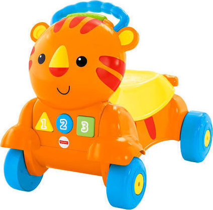 181ddc612e4 Fisher Price Stride-to-Ride Musical Tiger