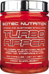 Scitec Nutrition Turbo Ripper 200 κάψουλες