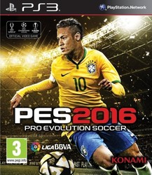 Pro Evolution Soccer 2016 PS3