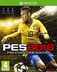Pro Evolution Soccer 2016 XBOX ONE