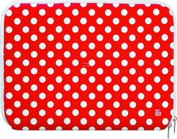Pat Says Now Red Polka 15.6""