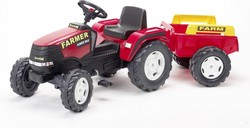 Falk Farm Power Max & Trailer