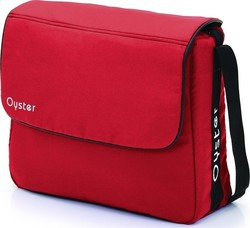 BabyStyle Oyster Changing Bag Tomato