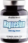 Anderson Magnesium 450mg 60 ταμπλέτες