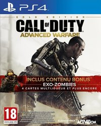 Call of Duty Advanced Warfare (Gold Edition) PS4