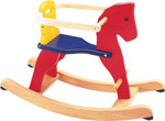 Pin Toys Baby's Rocking Horse