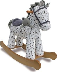 Little Bird Told Me Dylan & Boo Rocking Horse