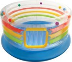 Intex Jump-O-Lene Transparent Ring Inflatable Bouncer