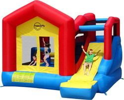 Happy Hop Climb and Slide Bouncy House