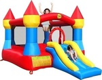 Happy Hop Castle Bouncer with Slide