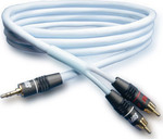 Supra Audio Cable 3.5mm male - 2x RCA male 2m (MP)