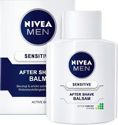 Nivea After Shave Sensitive Balm 100ml