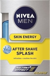 Nivea Skin Energy After Shave Lotion 100ml
