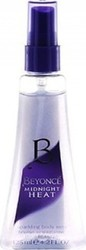 Beyonce Midnight Heat Sparkling Body Mist 125ml