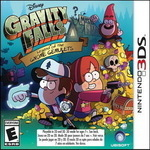 Gravity Falls Legend of the Gnome Gemulets 3DS
