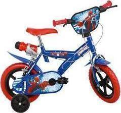 Dino Bikes Spiderman 12''