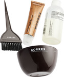 Korres Herb Gloss Colorant 7.0 Ξανθό Set