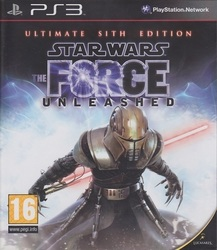 Star Wars: The Force Unleashed (Ultimate Sith Edition) PS3