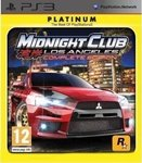 Midnight Club Los Angeles (Complete Edition - Platinum) PS3