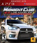 Midnight Club Los Angeles (Complete Edition) PS3