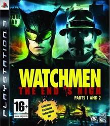 Watchmen The End is Nigh Parts 1 & 2 PS3
