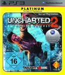 Uncharted 2 Among Thieves (Platinum) PS3