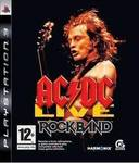 Rock Band AC/DC PS3