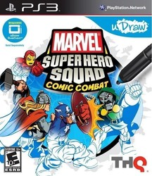 Marvel Super Hero Squad Comic Combat PS3