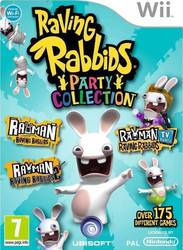 Raving Rabbids Party Collection Wii