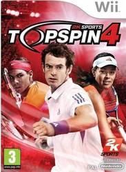 Top Spin 4 Wii