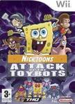 Nicktoons Attack of the Toybots Wii