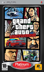 Grand Theft Auto Liberty City Stories (Platinum) PSP