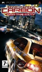 Need for Speed Carbon Own City PSP