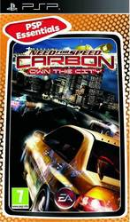 Need for Speed Carbon Own the City (Essentials) PSP