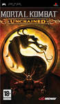 Mortal Kombat Unchained PSP