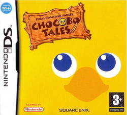 Final Fantasy Fables Chocobo Tales DS