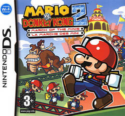 Mario vs. Donkey Kong 2 March of the Minis DS