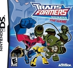 Transformers Animated The Game DS