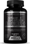 XCore Krill Omega+ 90 μαλακές κάψουλες
