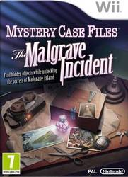Mystery Case Files The Malgrave Incident Wii