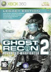 Tom Clancy's Ghost Recon Advanced Warfighter 2 (Legacy Edition) XBOX 360