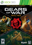 Gears of War Triple Pack XBOX 360