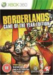 Borderlands: Game of the Year Edition XBOX 360