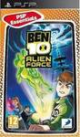 Ben 10 Alien Force (Essentials) PSP