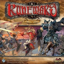 Fantasy Flight Runewars Revised Edition