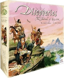 Asmodee Discoveries: Journals of Lewis & Clark