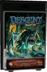 Fantasy Flight Descent: Dark Elements Expansion