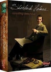 Asmodee Sherlock Holmes Consulting Detective