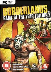 Borderlands: Game of the Year Edition PC